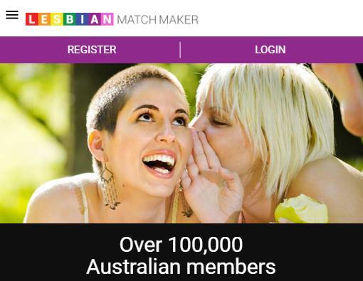 Lesbian Match Maker